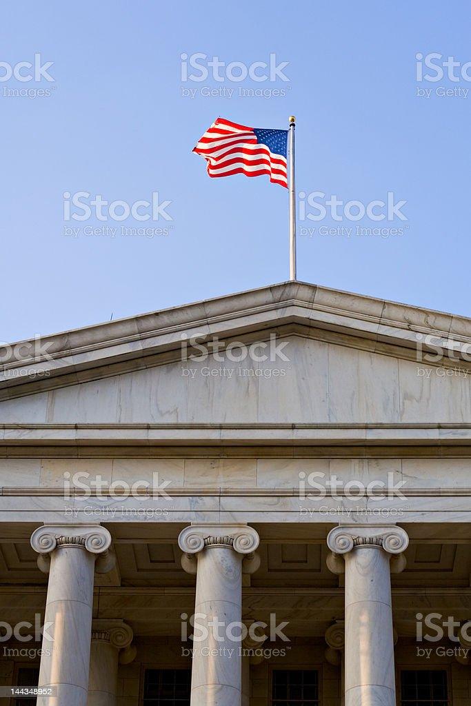 Official Washington 4 stock photo