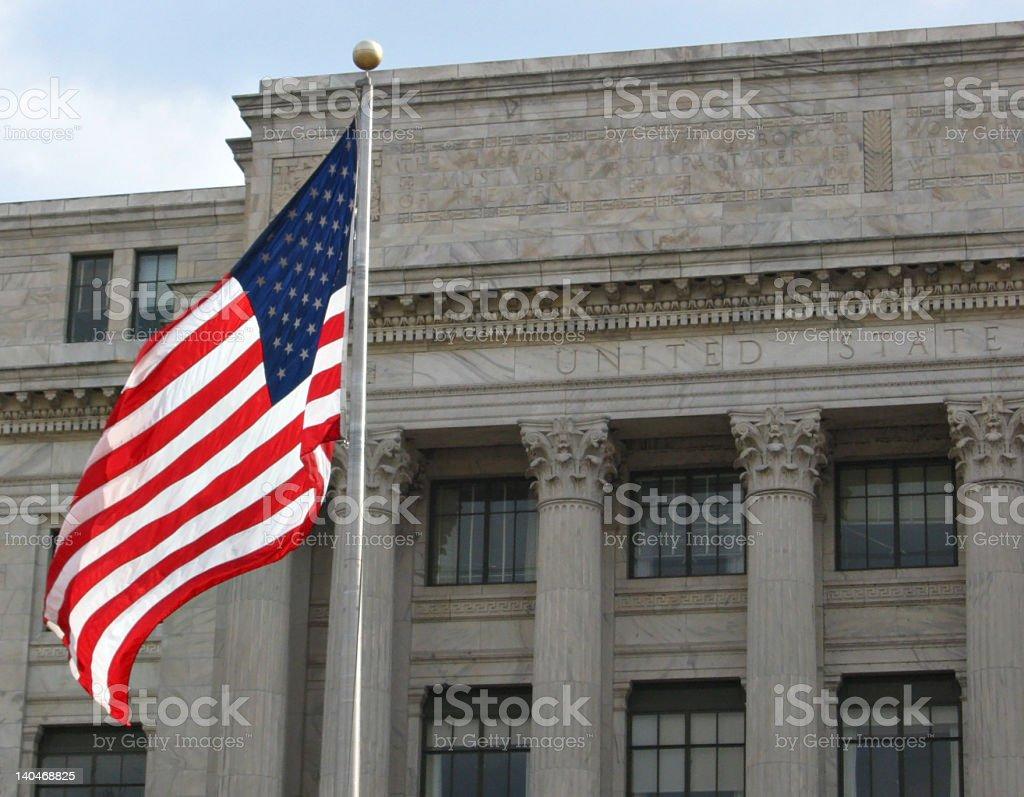 Official Washington stock photo
