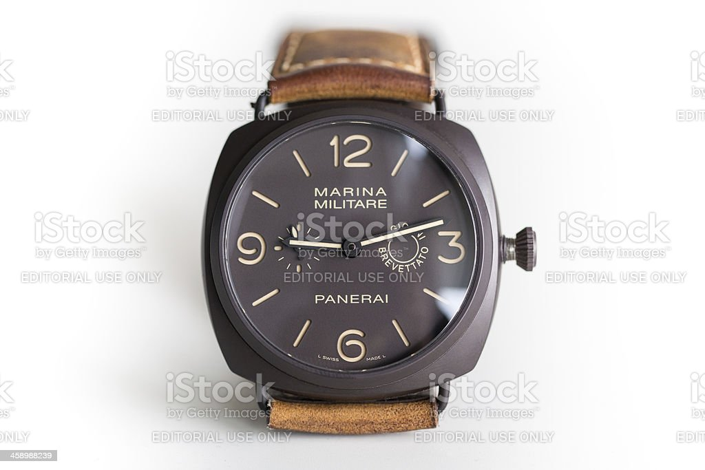 Officine Panerai Marina Militare PAM 339 Radiomir Composite stock photo