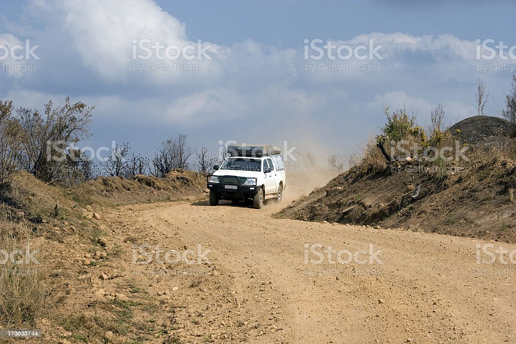 Offroad royalty-free stock photo