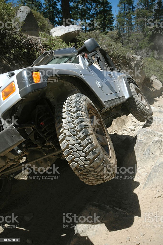 Offroad Vehicle stock photo