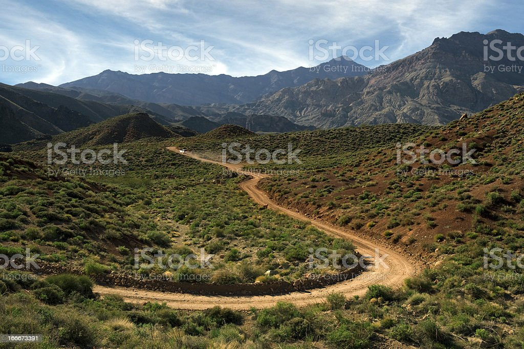 Off-Road Vehicle royalty-free stock photo