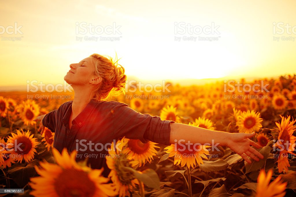 Oh, life! stock photo