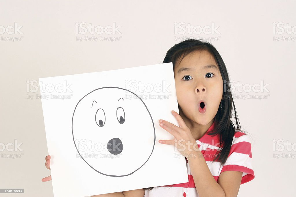 Oh My! royalty-free stock photo