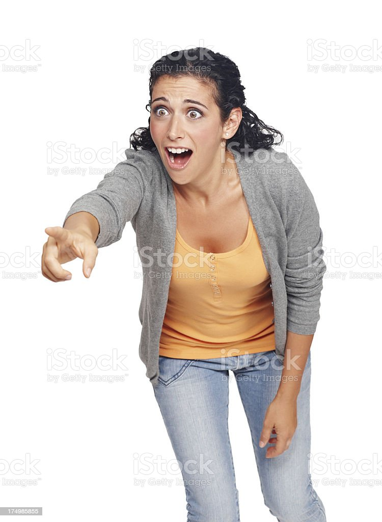 Oh my word! royalty-free stock photo