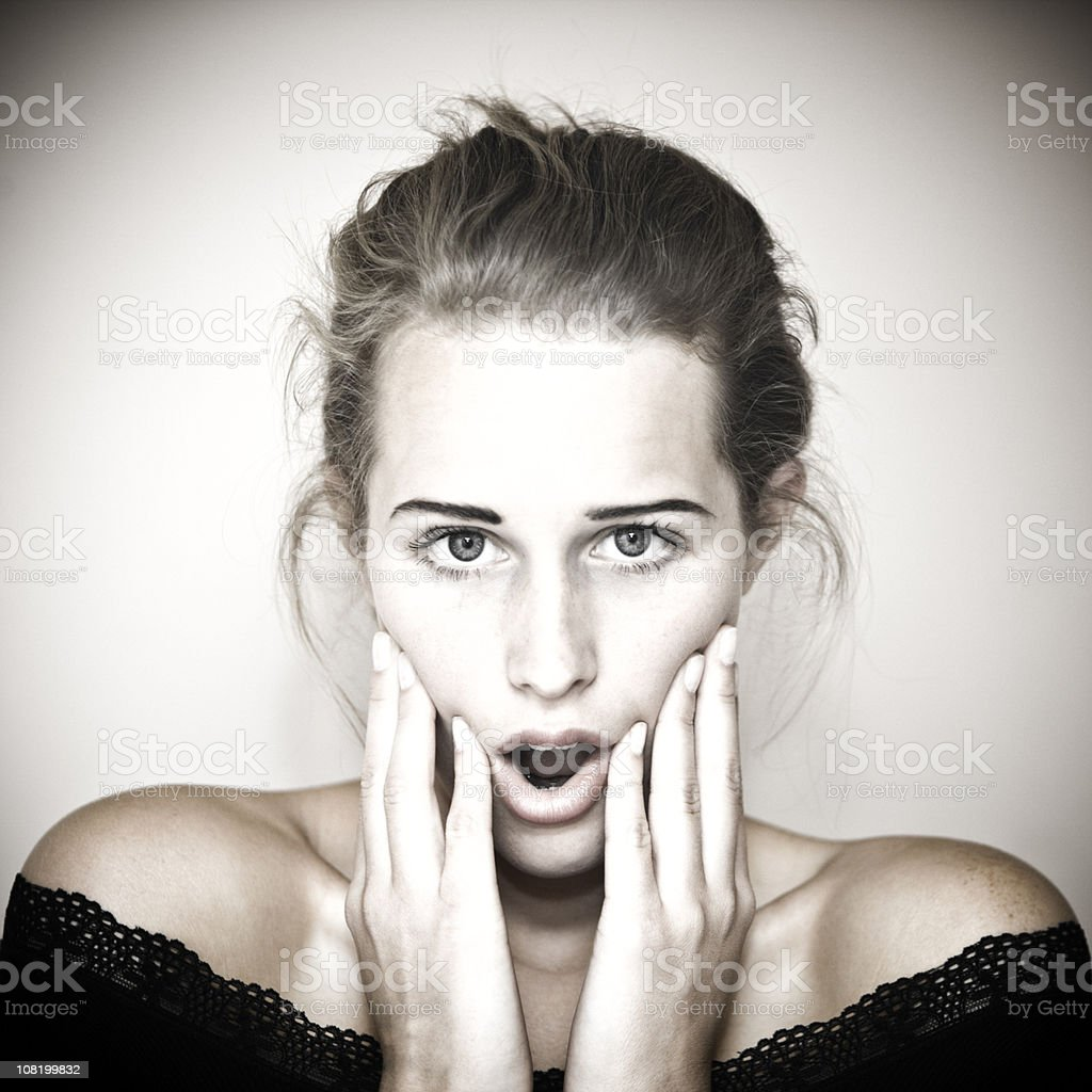 Oh No! stock photo