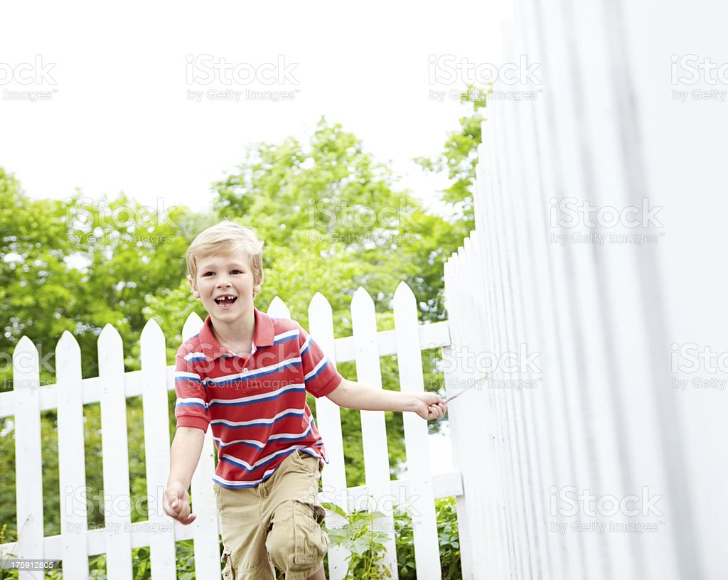 Oh to be young again royalty-free stock photo