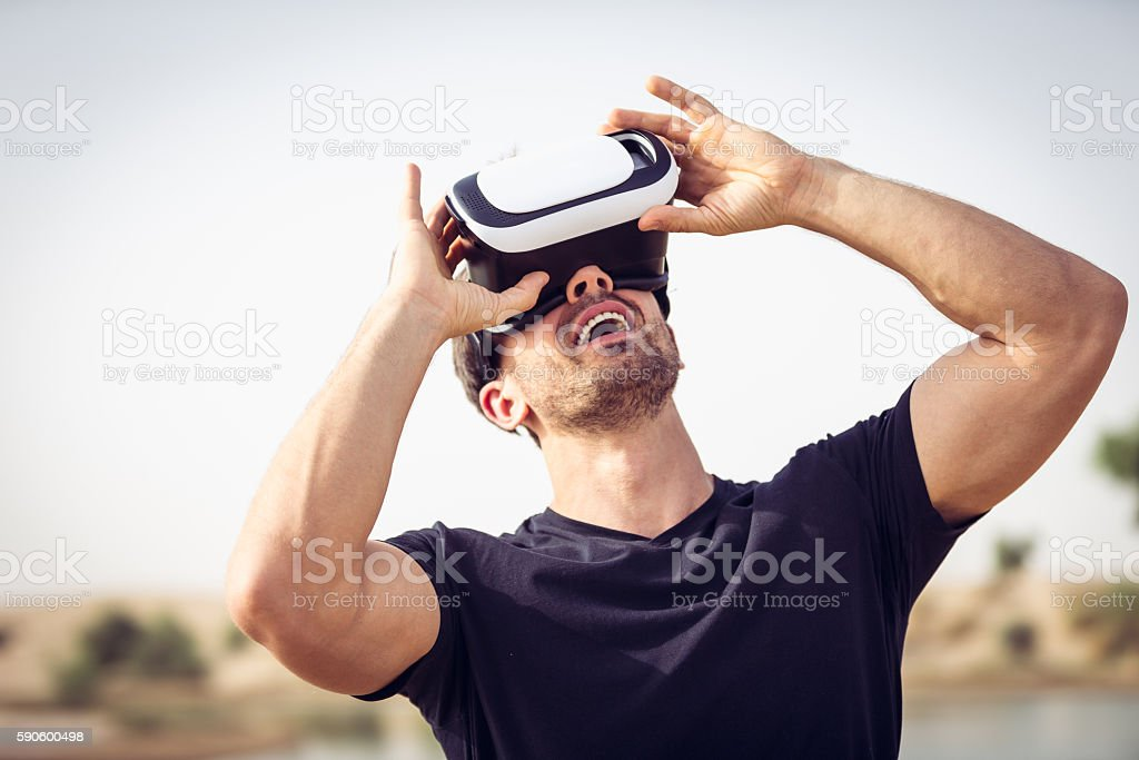 Oh wow, these jellyfish are so realistic! stock photo
