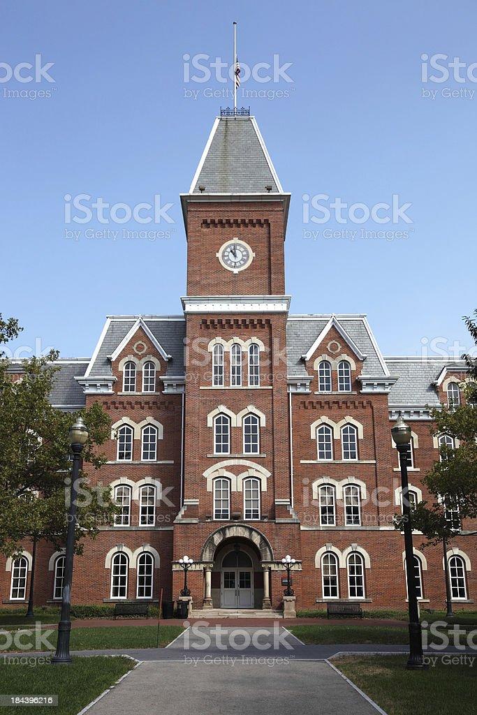 Ohio State University stock photo