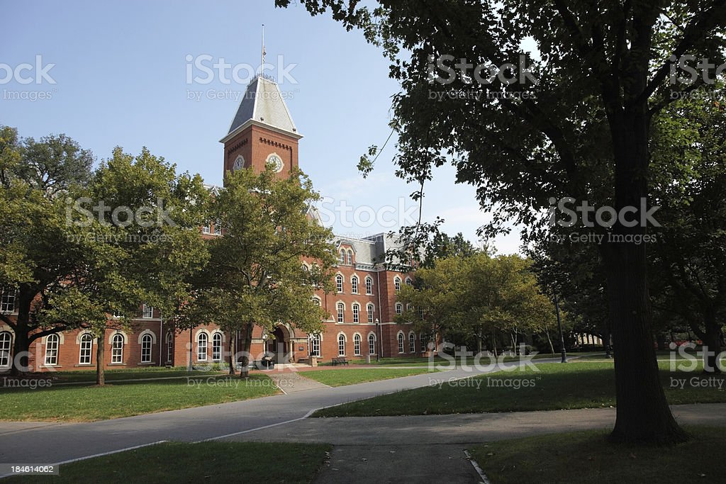 Ohio State University stock photo