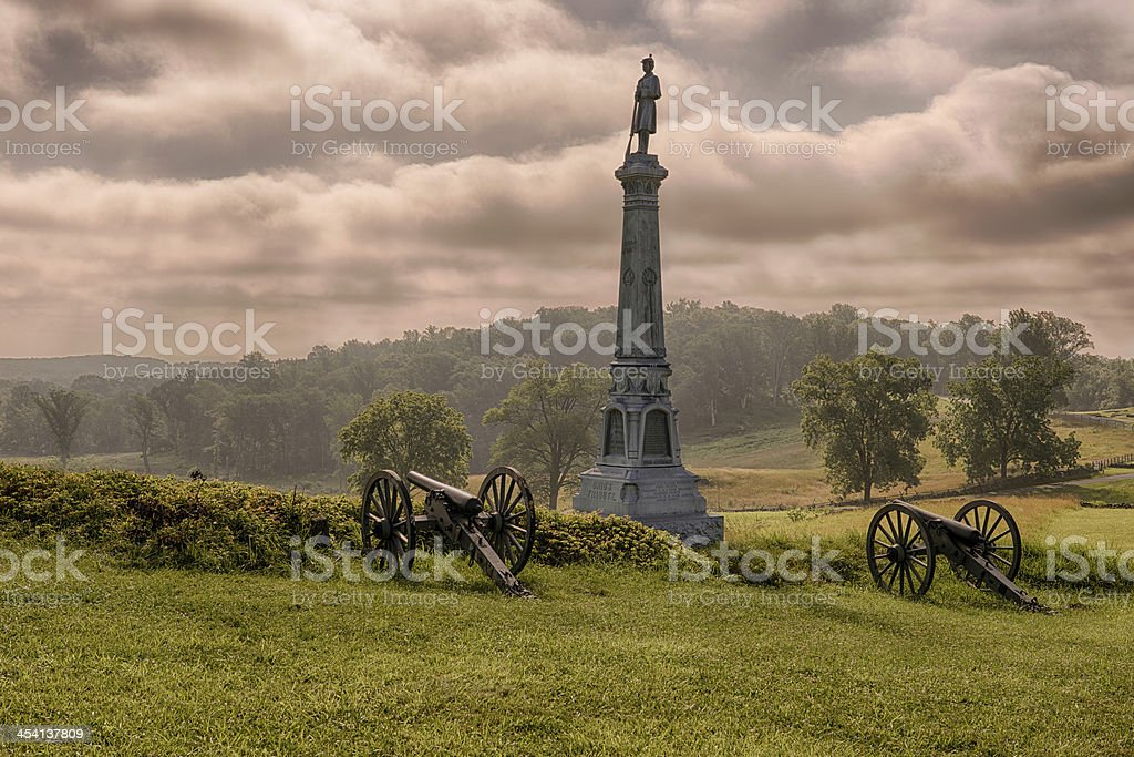 Ohio's Tribute stock photo