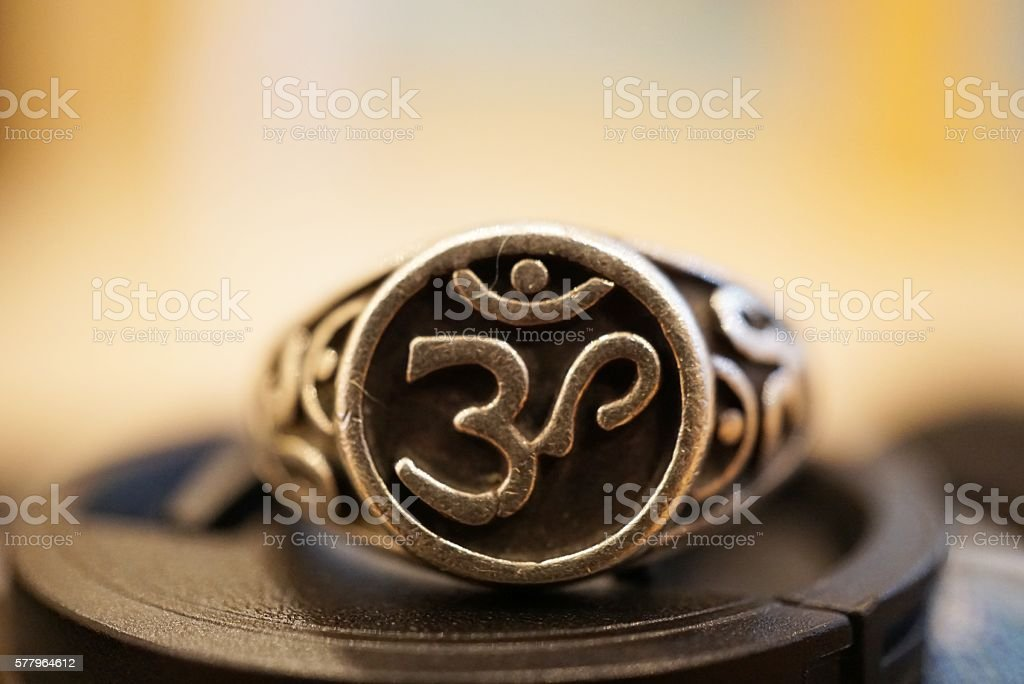 OhmRing stock photo