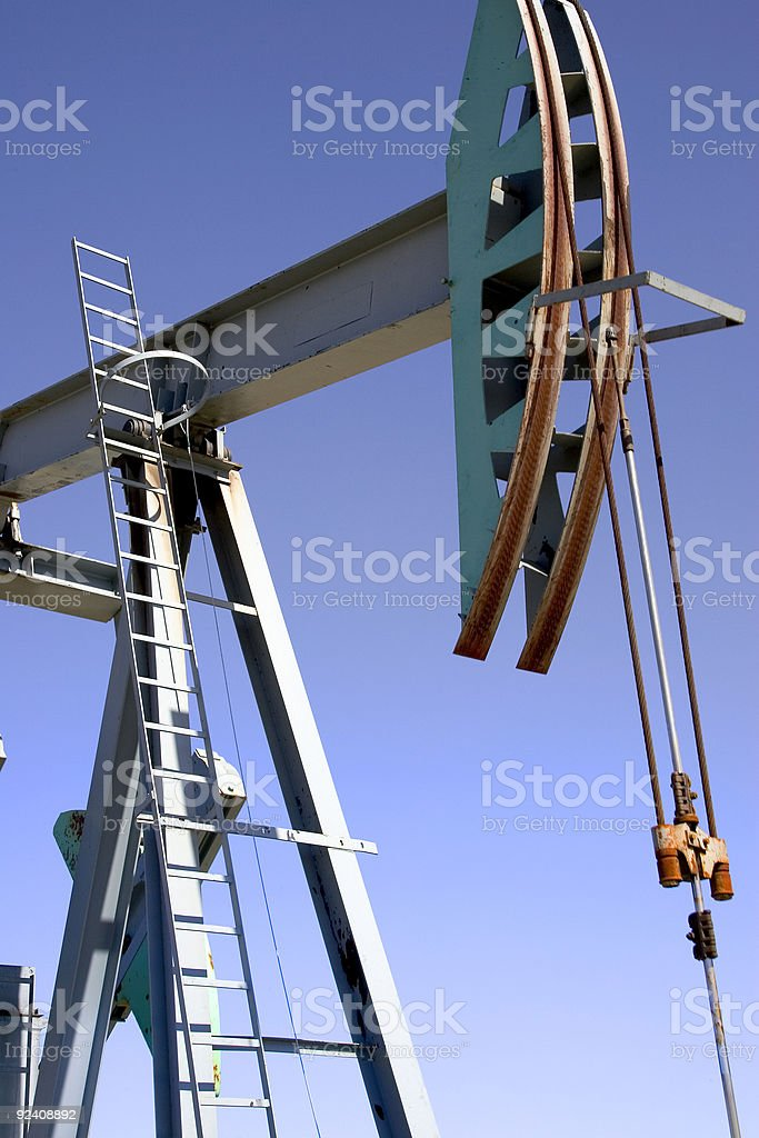Oil 1 royalty-free stock photo
