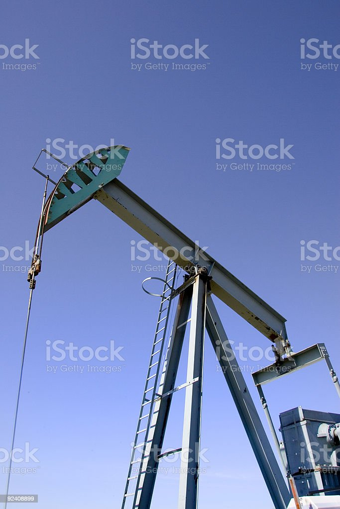 Oil 3 royalty-free stock photo