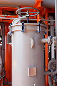 oil and gas Industrial compressed air receivers or storage vessels