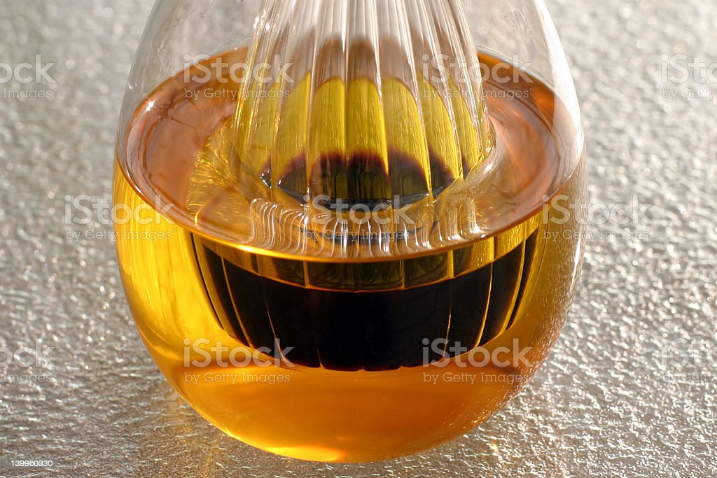 Oil and Vinegar 2 royalty-free stock photo