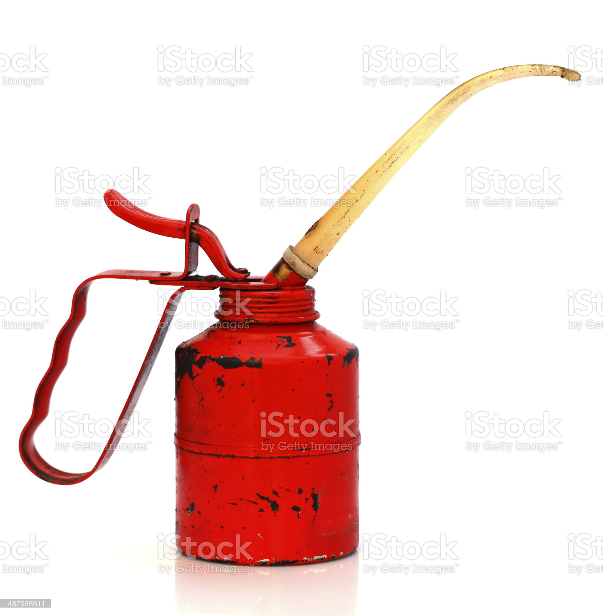 oil can royalty-free stock photo