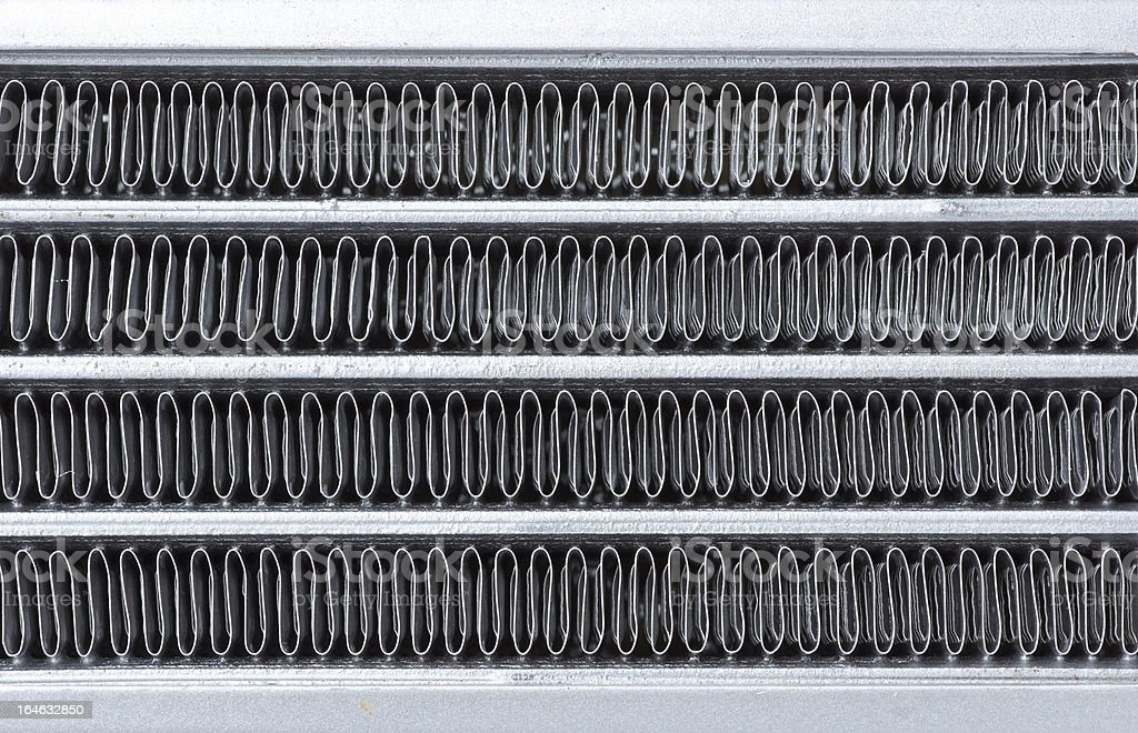 oil cooler royalty-free stock photo