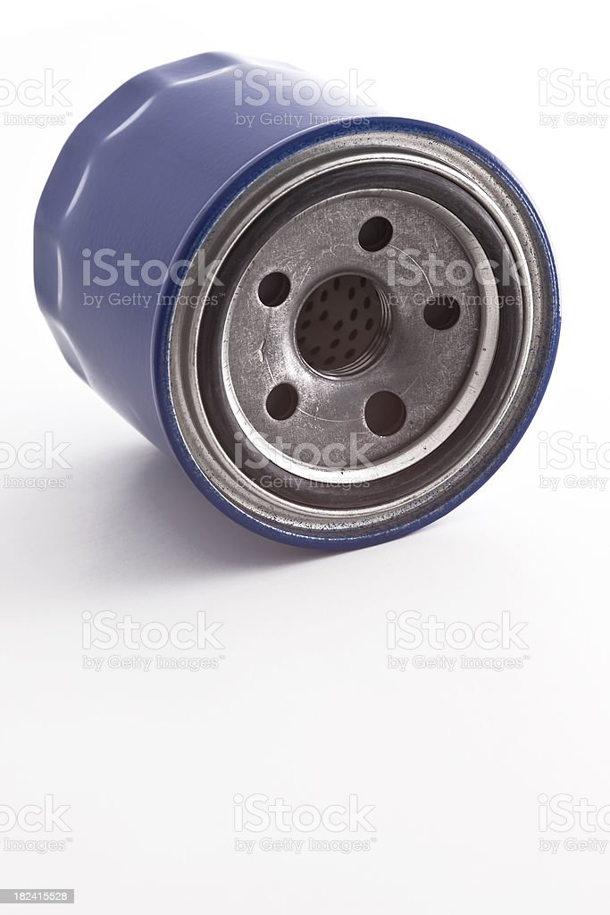 Oil Filter royalty-free stock photo
