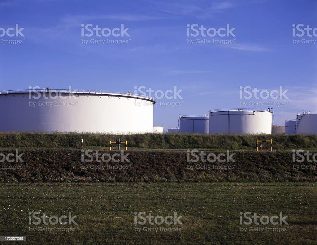 Oil in Stock royalty-free stock photo