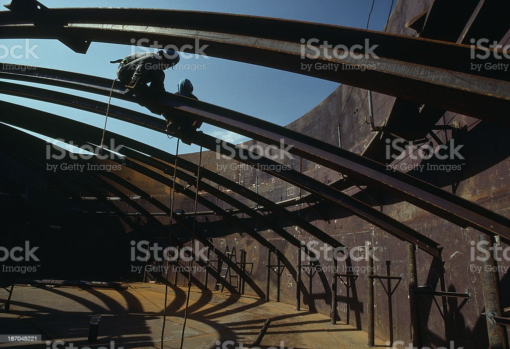 Oil Industry. royalty-free stock photo