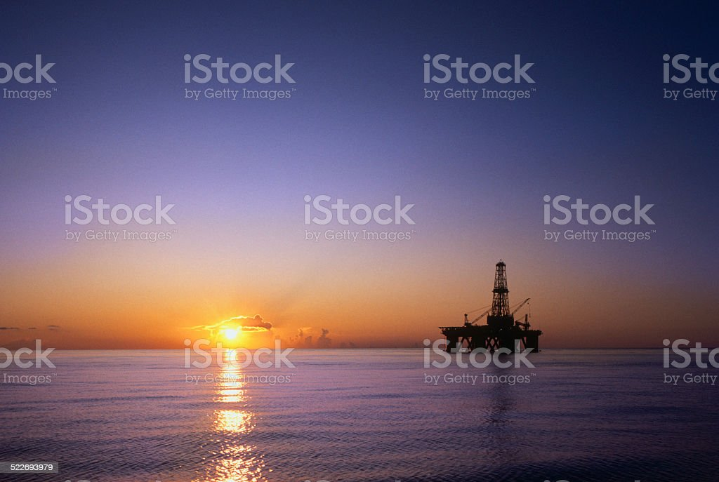 Oil Industry. stock photo