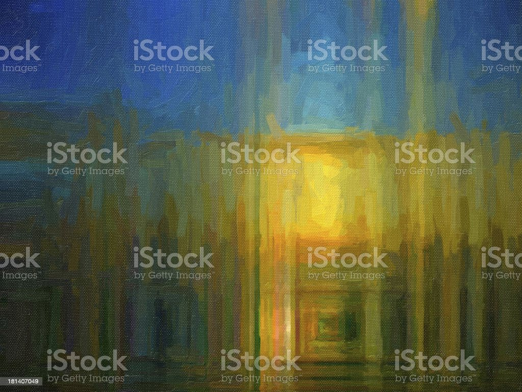 Oil paint background royalty-free stock photo