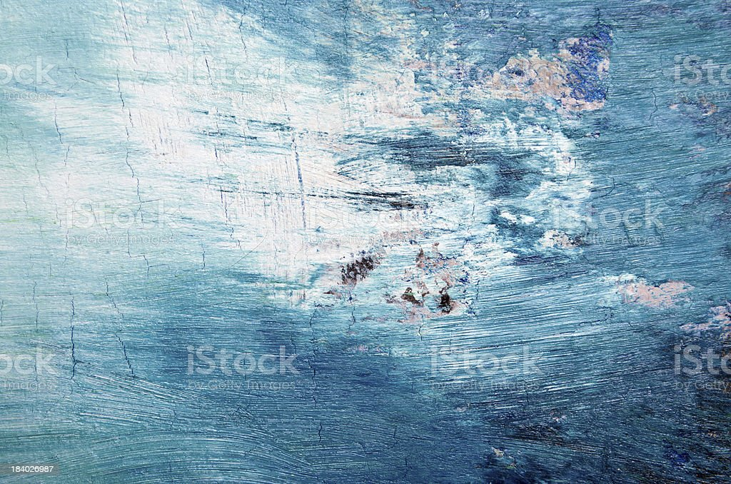 Oil painting abstract texture background royalty-free stock photo