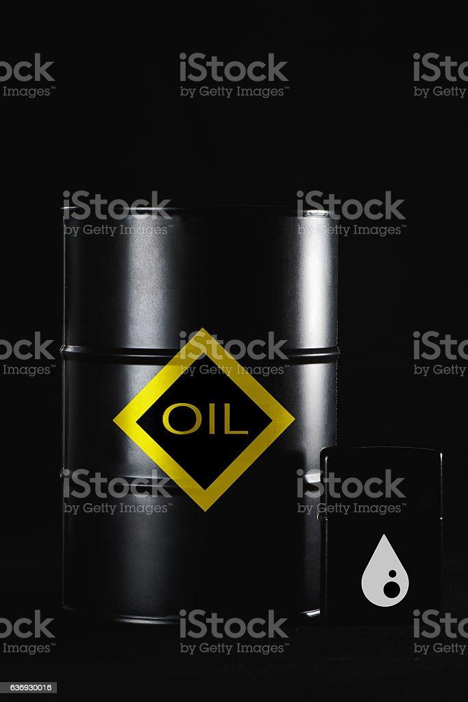 Oil stock photo