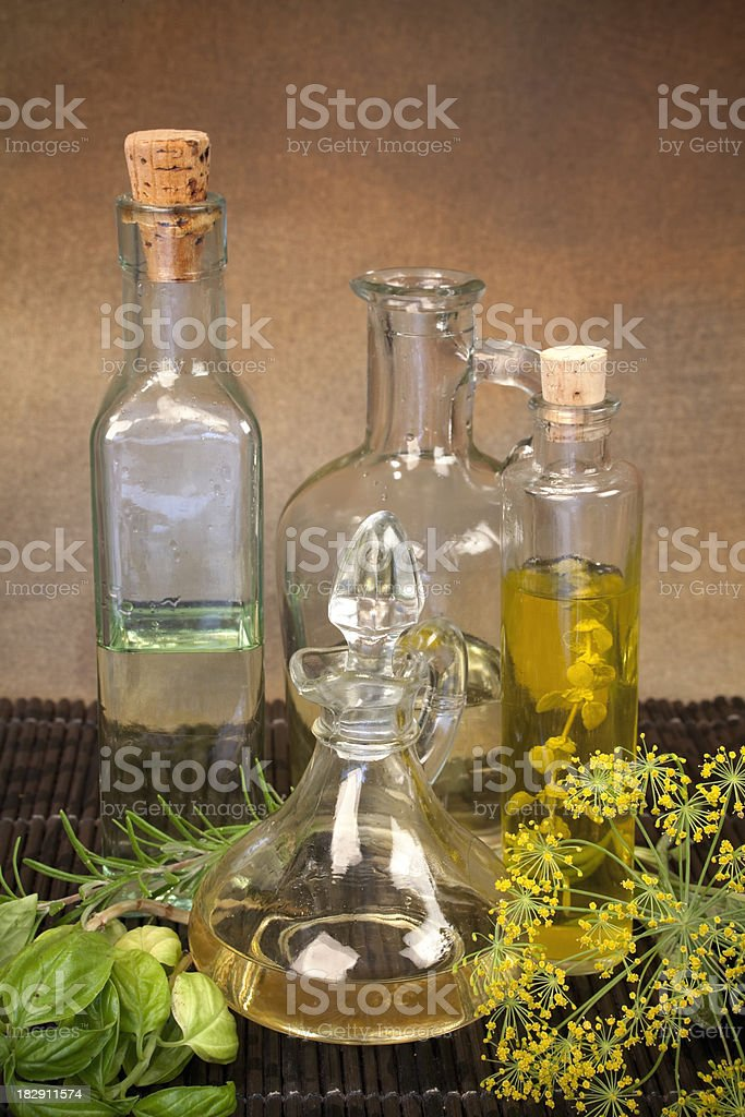 Oil Series royalty-free stock photo
