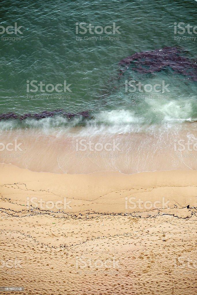 oil spill on gulf coast stock photo