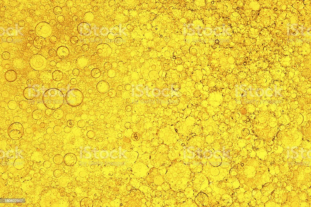 oil, water and vinagre abstract background royalty-free stock photo