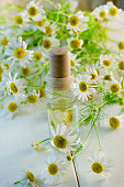 oil with chamomile extract