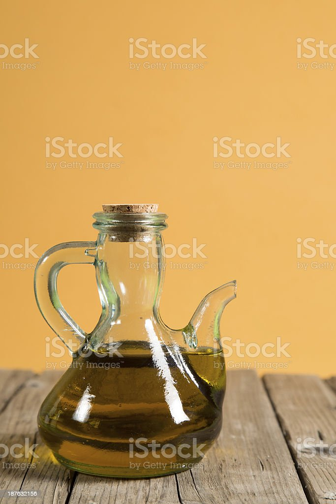 Oilcan royalty-free stock photo