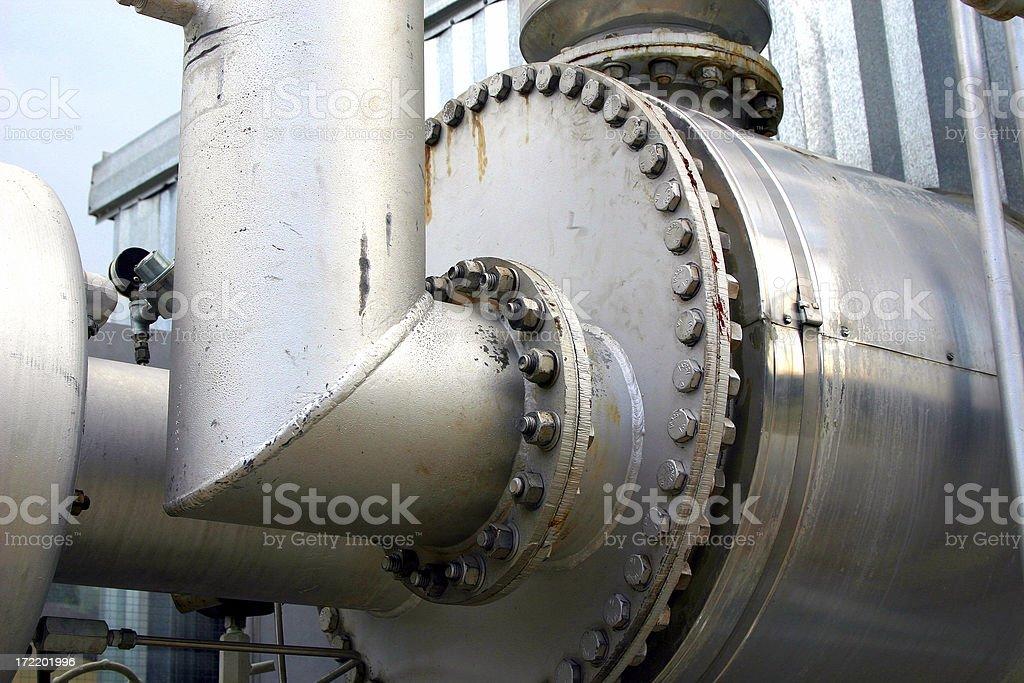 Oilfield # 5 stock photo