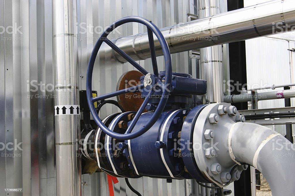 Oilfield Technology # 3 stock photo