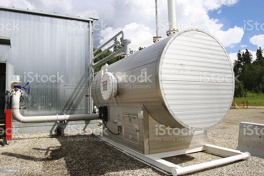 Oilfield Technology # 5 royalty-free stock photo