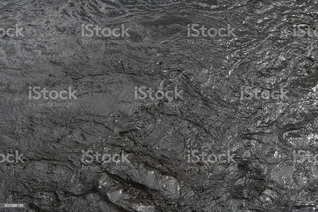 Oily Water Rhythms stock photo