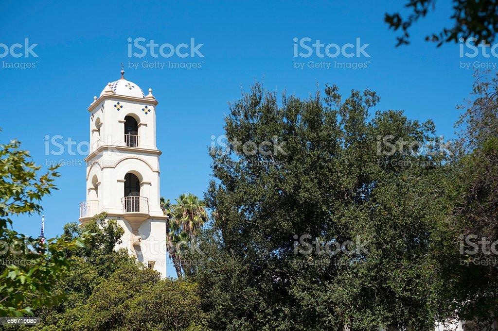 Ojai California stock photo