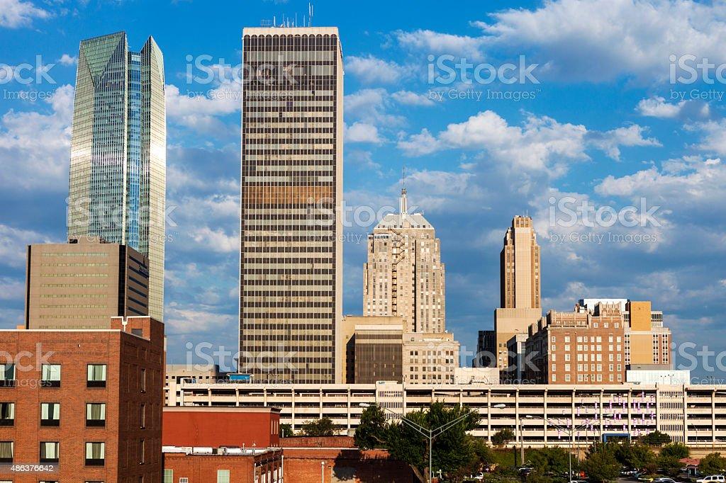 Oklahoma City, Oklahoma stock photo