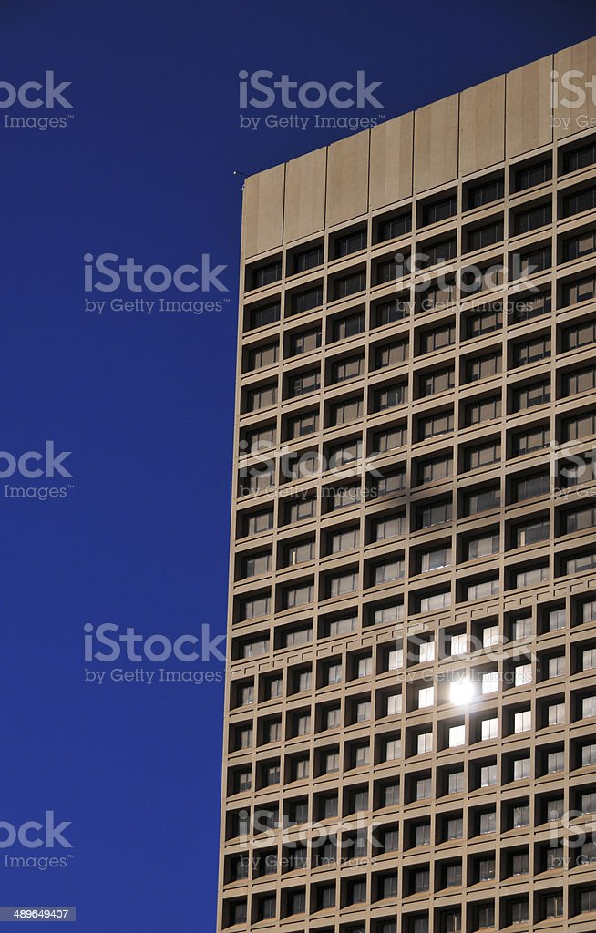 Oklahoma city, USA - SandRidge Center stock photo