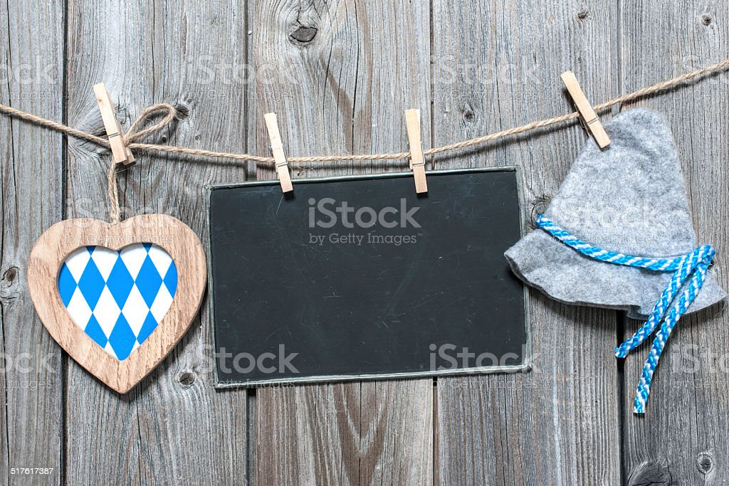 Oktoberfest background stock photo