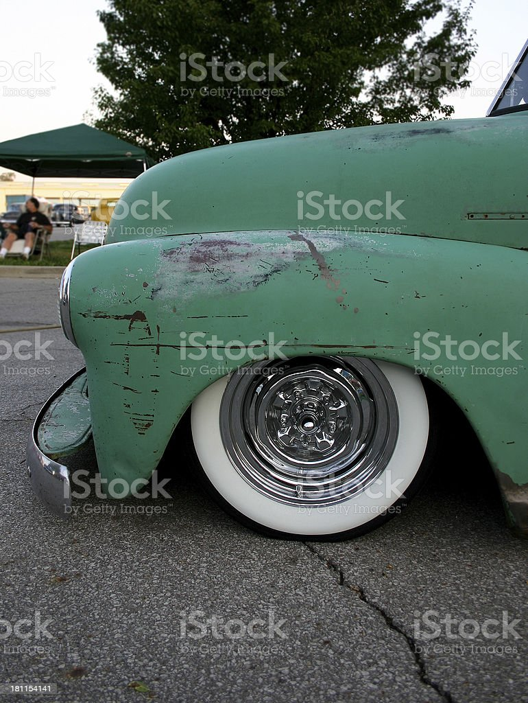 Ol' truck stock photo