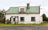 Old abandoned house - Iceland