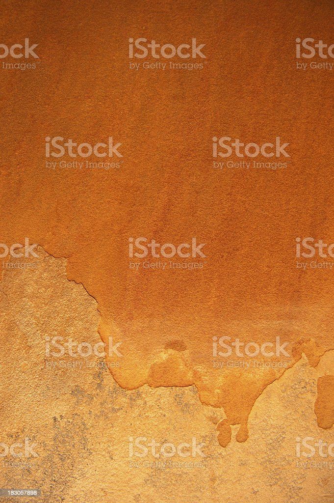 Old Adobe Wall Background royalty-free stock photo