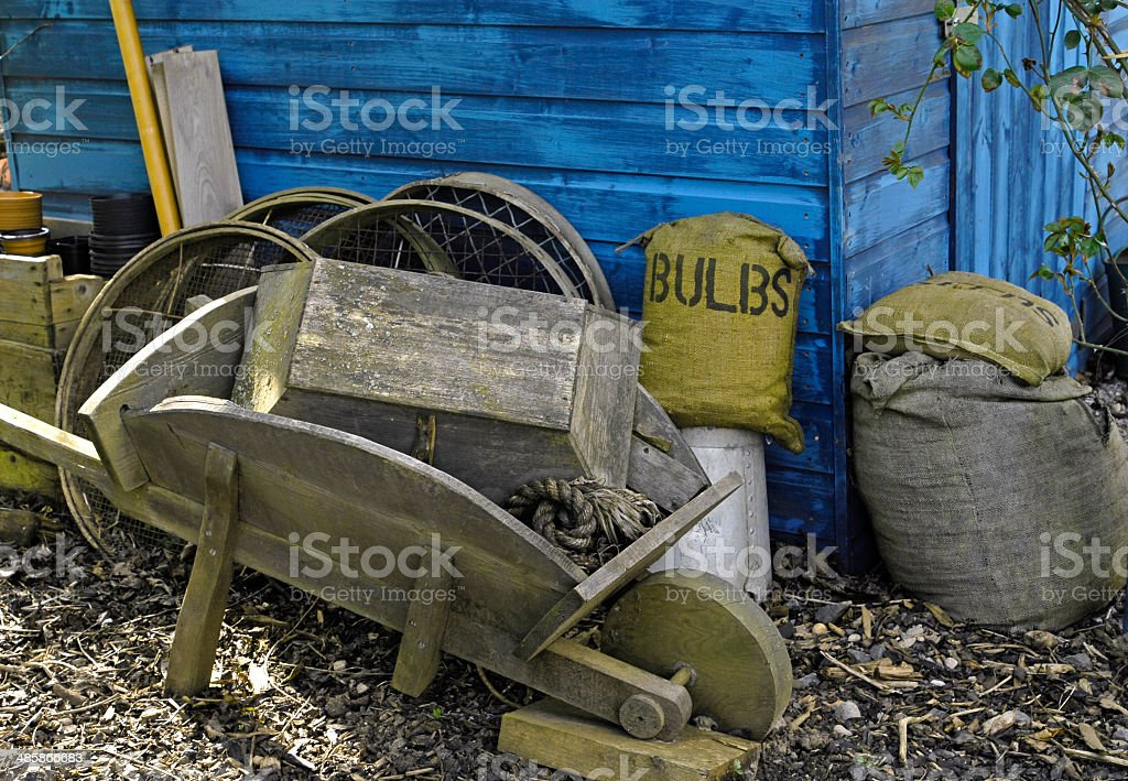 old  agriculture stock photo