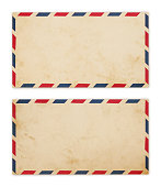Old Air Mail Envelopes (with path)