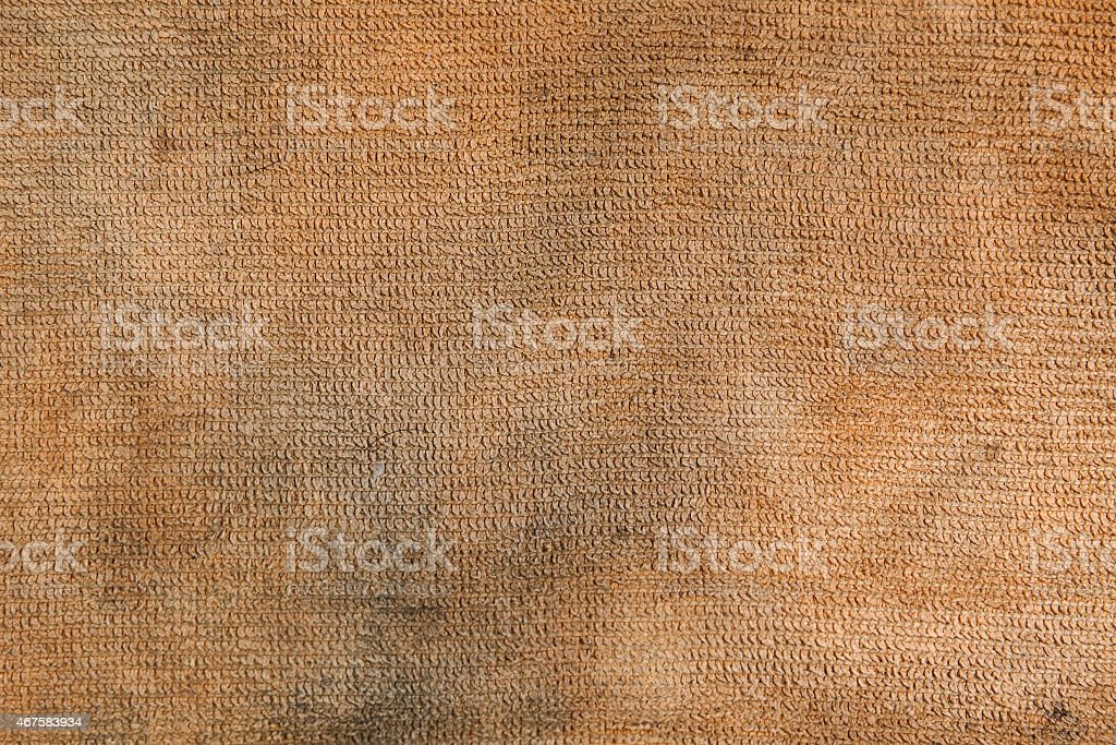 Old and Dirty Sack Texture stock photo