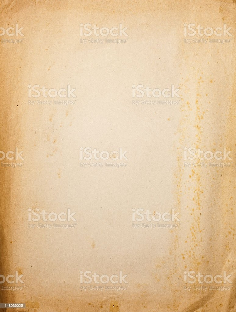 old antique vintage paper background royalty-free stock photo