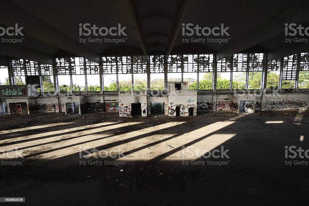 Old architecture royalty-free stock photo